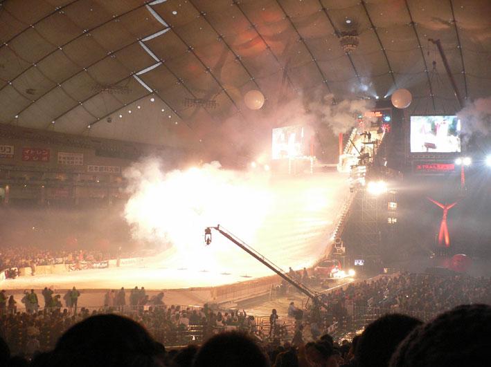 第7回2006X-TRAIL JAM in TOKYO DOME