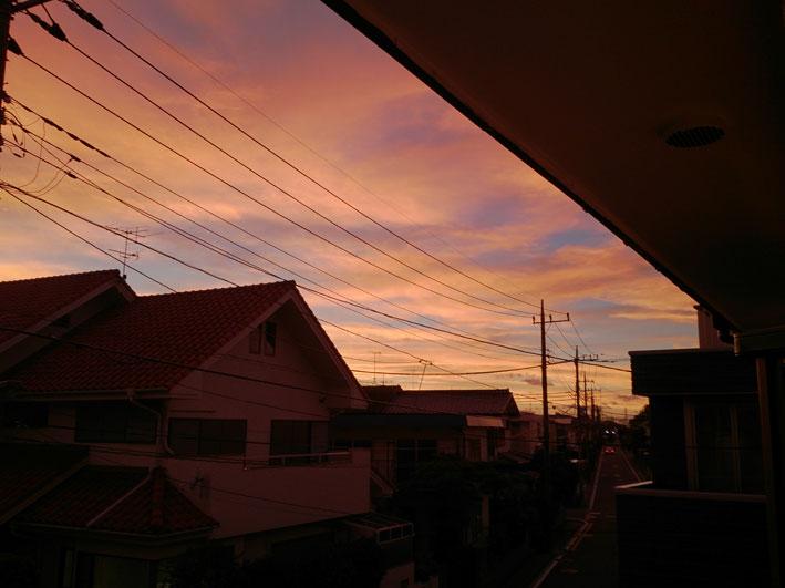 台風・敬老の日・父のBD